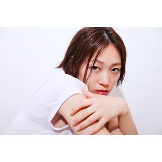 黒髪 パーマ ワイドバング ナチュラル ヘアスタイルや髪型の写真・画像