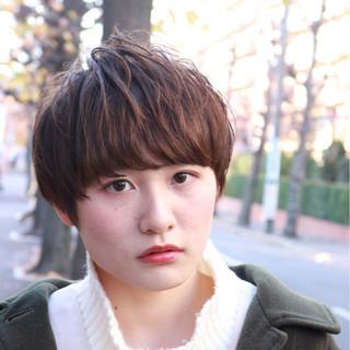 小川拓也さんのヘアスナップ