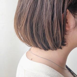 大人カジュアル 大人かわいい ナチュラル 透明感カラー ヘアスタイルや髪型の写真・画像