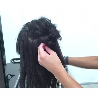 色気 簡単ヘアアレンジ アウトドア 夏 ヘアスタイルや髪型の写真・画像