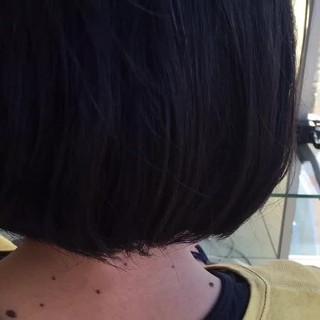 ボブ 色気 ショート ショートボブ ヘアスタイルや髪型の写真・画像