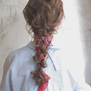 ストリート 夏 ショート ヘアアレンジ ヘアスタイルや髪型の写真・画像 ヘアスタイルや髪型の写真・画像