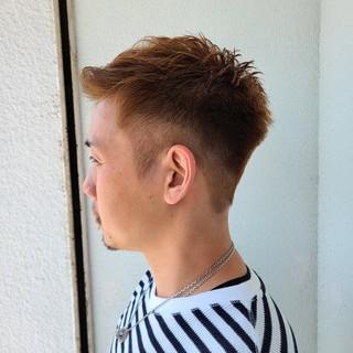 メンズ ショート メンズカジュアル メンズヘア ヘアスタイルや髪型の写真・画像