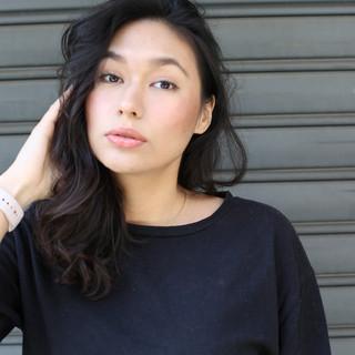 中村 藍子さんのヘアスナップ