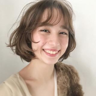NEUTRAL 中園 香峰さんのヘアスナップ