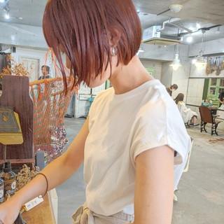 チェリーレッドは個性的で可愛い♡根強い人気カラーのヘアスタイル