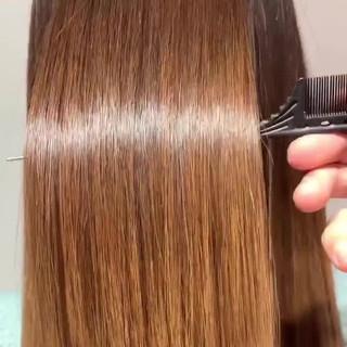 ナチュラル トリートメント ブリーチ ダメージレス ヘアスタイルや髪型の写真・画像