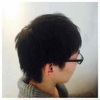 小塚友和さんのヘアスナップ
