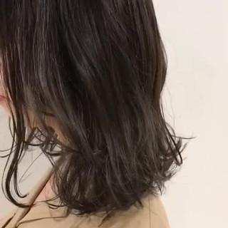 秋 ナチュラル アッシュ 透明感 ヘアスタイルや髪型の写真・画像 ヘアスタイルや髪型の写真・画像