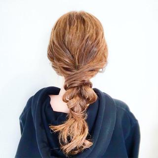 エレガント 謝恩会 簡単ヘアアレンジ 上品 ヘアスタイルや髪型の写真・画像