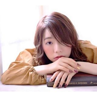 大嶋 理紗さんのヘアスナップ