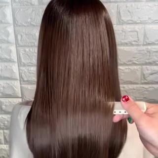 ヘアアレンジ コンサバ サイエンスアクア オフィス ヘアスタイルや髪型の写真・画像