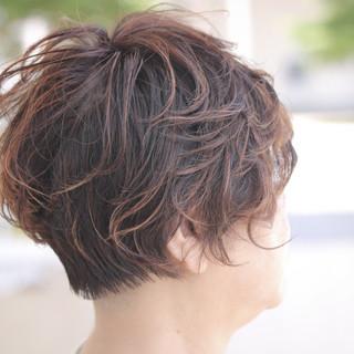 外国人風カラー ハイライト アンニュイ エアリー ヘアスタイルや髪型の写真・画像 ヘアスタイルや髪型の写真・画像