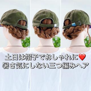 【レングス別】5分でできる♡超簡単な髪型アレンジカタログ15選