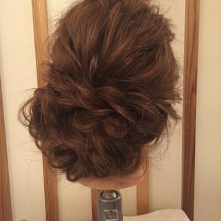 ヘアアレンジ ロング アップスタイル 大人かわいい ヘアスタイルや髪型の写真・画像