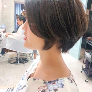 ショート フェミニン ヘアアレンジ 成人式 ヘアスタイルや髪型の写真・画像
