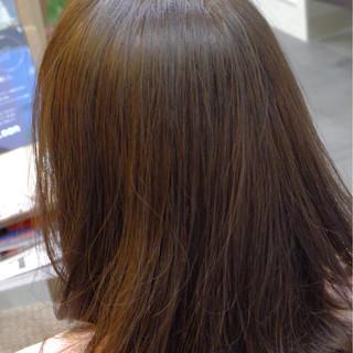 ロング ゆるふわ イルミナカラー 大人かわいい ヘアスタイルや髪型の写真・画像