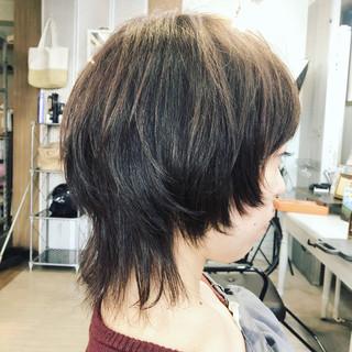 マッシュウルフ ストリート ウルフ ネオウルフ ヘアスタイルや髪型の写真・画像