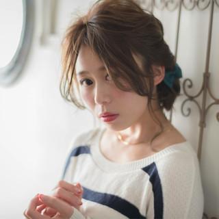 大人かわいい ゆるふわ アッシュ ショート ヘアスタイルや髪型の写真・画像 ヘアスタイルや髪型の写真・画像