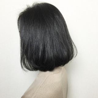 ナチュラル ボブ ショートボブ 大人かわいい ヘアスタイルや髪型の写真・画像 ヘアスタイルや髪型の写真・画像