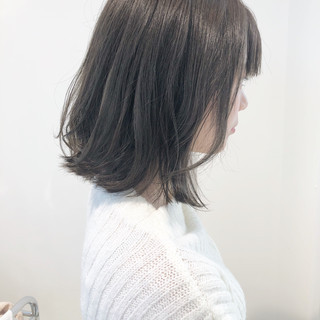 ボブ ヘアアレンジ タッセルボブ 切りっぱなしボブ ヘアスタイルや髪型の写真・画像 ヘアスタイルや髪型の写真・画像