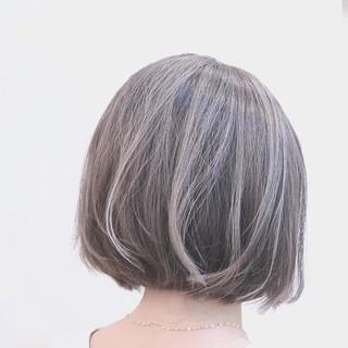 グラデーションカラー インナーカラー ハイライト ナチュラル ヘアスタイルや髪型の写真・画像 ヘアスタイルや髪型の写真・画像