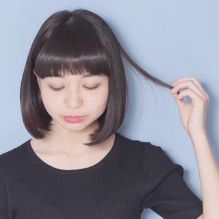 ガーリー 大人女子 耳かけ ナチュラル ヘアスタイルや髪型の写真・画像