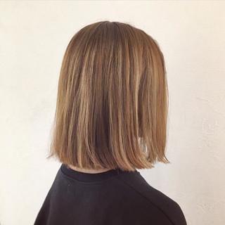 ストリート 外国人風 ダブルカラー ハイライト ヘアスタイルや髪型の写真・画像