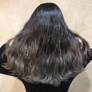 セミロング ヘアアレンジ アンニュイほつれヘア 外国人風カラー ヘアスタイルや髪型の写真・画像 ヘアスタイルや髪型の写真・画像