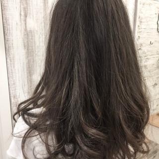 エレガント 似合わせ 秋 イルミナカラー ヘアスタイルや髪型の写真・画像