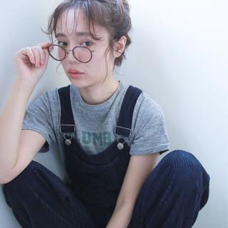 ウェーブ ショート 外国人風 パーマ ヘアスタイルや髪型の写真・画像