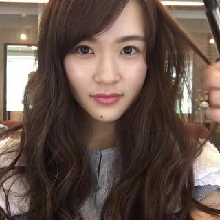 モテ髪 簡単ヘアアレンジ フェミニン 愛され ヘアスタイルや髪型の写真・画像
