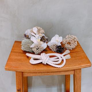 パーティ 和装ヘア 結婚式ヘアアレンジ ナチュラル ヘアスタイルや髪型の写真・画像