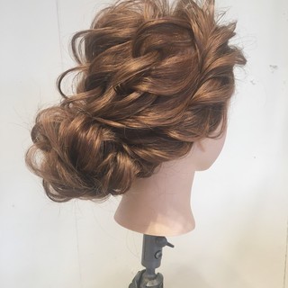 ロング ゆるふわ 大人かわいい ヘアアレンジ ヘアスタイルや髪型の写真・画像 ヘアスタイルや髪型の写真・画像