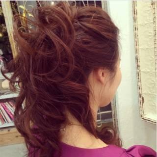 逆三角形 ベース型 卵型 ガーリー ヘアスタイルや髪型の写真・画像 ヘアスタイルや髪型の写真・画像