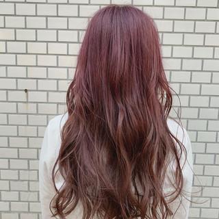 結婚式 ガーリー アンニュイほつれヘア 韓国ヘア ヘアスタイルや髪型の写真・画像