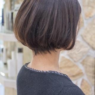 ショート フェミニン ショートヘア ショートカット ヘアスタイルや髪型の写真・画像
