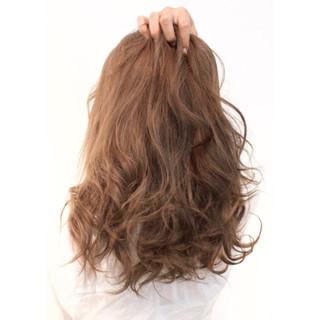 ヘアアレンジ ナチュラル 女子会 秋 ヘアスタイルや髪型の写真・画像