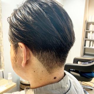 スポーツ メンズショート ストリート メンズスタイル ヘアスタイルや髪型の写真・画像