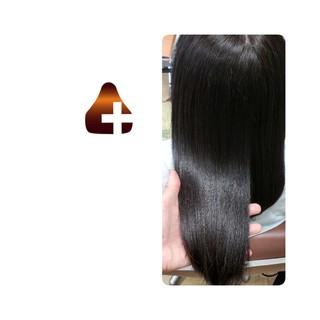トリートメント 美髪 ナチュラル 髪の病院 ヘアスタイルや髪型の写真・画像