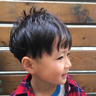 ストリート ショート 子供 ボーイッシュ ヘアスタイルや髪型の写真・画像 ヘアスタイルや髪型の写真・画像