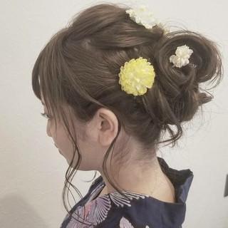 夏 色気 ロング ウェットヘア ヘアスタイルや髪型の写真・画像