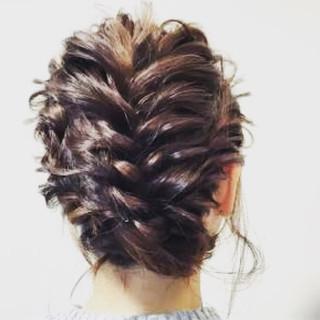 ショート ヘアアレンジ 簡単ヘアアレンジ ロング ヘアスタイルや髪型の写真・画像 ヘアスタイルや髪型の写真・画像