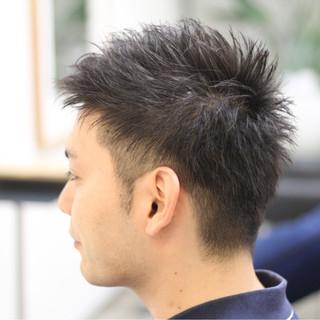 ボーイッシュ メンズ ショート 坊主 ヘアスタイルや髪型の写真・画像 ヘアスタイルや髪型の写真・画像