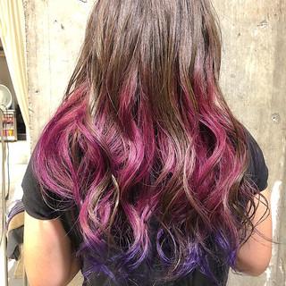 上品 外国人風カラー カラートリートメント グラデーションカラー ヘアスタイルや髪型の写真・画像 ヘアスタイルや髪型の写真・画像