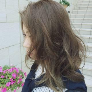 大人かわいい 愛され モード 大人女子 ヘアスタイルや髪型の写真・画像
