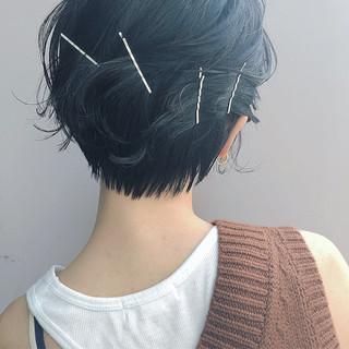 ショートヘアのオシャかわヘアセット♡美容院オーダーカタログ