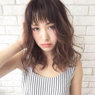 ミディアム パンク ストリート モード ヘアスタイルや髪型の写真・画像
