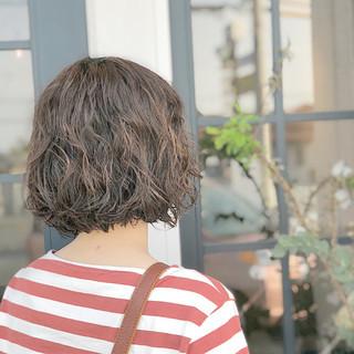 色気 簡単 ナチュラル ショート ヘアスタイルや髪型の写真・画像