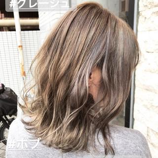 ロブ モード ボブ 切りっぱなし ヘアスタイルや髪型の写真・画像 ヘアスタイルや髪型の写真・画像